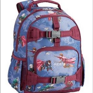 Pottery Barn Harry Potter Small Backpack
